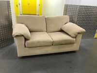 Suede sofa, Free delivery