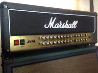 Marshall JVM 410h guitar amp