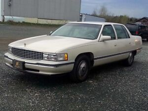 Cadillac DeVille - Gold Edition 1995