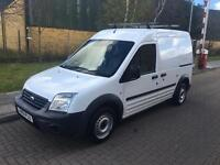 2011 Ford TRANSIT CONNECT 1.8TDCi T230 LWB Panel Van 109bhp Manual PANEL VAN