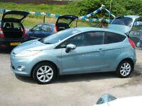 2009 Ford Fiesta 1.25 Zetec 3d **67k / NEW MOT**