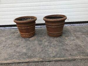 Garden/ Flower Pots