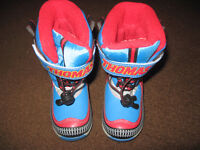 New size 6 Thomas winter boots