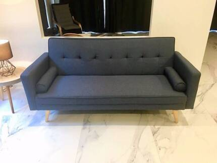 Sofa Bed Navy Blue *BRAND NEW*