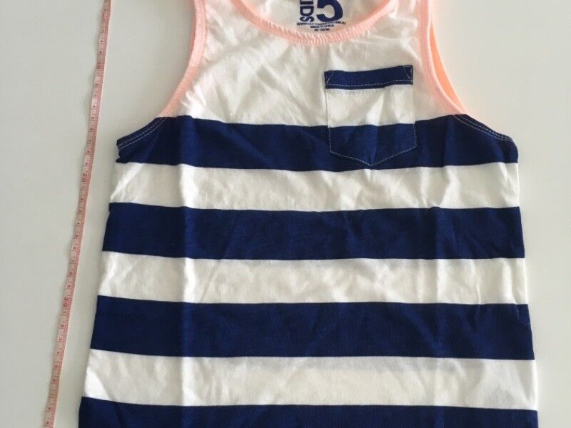 BNWT Little Boy Tank Top (5Y)