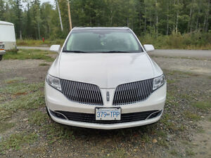 2014 Lincoln MKT EcoBoost SUV, Crossover
