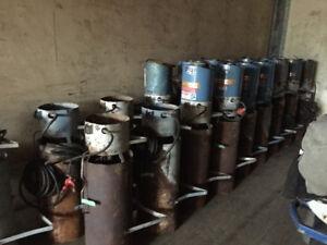 Chauffage 300000 BTU propane Chaufferette / Cochon / LPG Heater