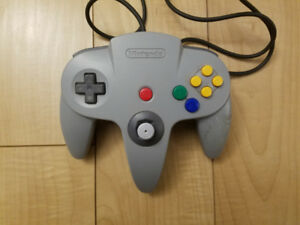 N64 controller - great joystick