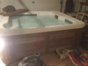 Wanted used hottub