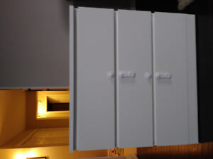 White drawer from ikea for $50