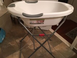 Baby bath Tub deluxe on stand