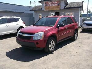 Chevrolet Equinox  AWD  2006