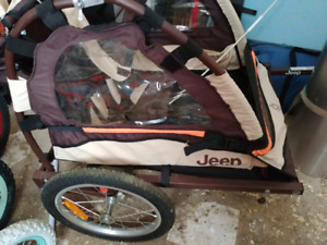 Jeep Bicycle trailer