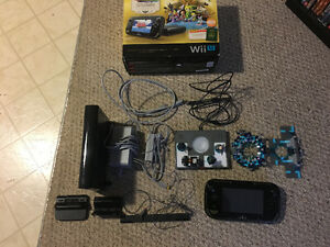 Wii U and games (brand new)