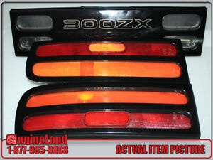 NISSAN 300ZX REAR OEM TAIL LIGHTS 1990-1996
