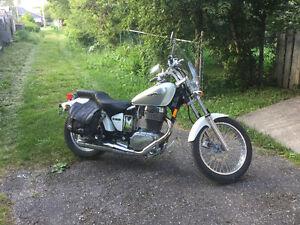 2009 Suzuki 650