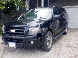 2008 Ford Expedition Limited 4WD SUV with DVD & NAV $8900
