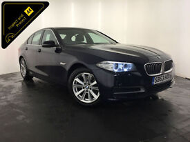 2013 63 BMW 520D SE AUTOMATIC 184 1 OWNER BMW SERVICE HISTORY FINANCE PX