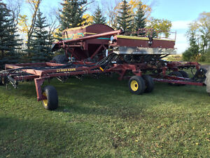 Seed Hawk Air Drill