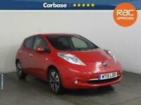 2015 Nissan Leaf 80kW Tekna 24kWh 5dr Auto HATCHBACK Electric Automatic