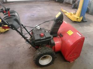 Newer 10 hp snowblower