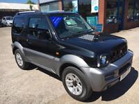 Suzuki Jimny 1.3 SZ4 4X4 2012 WITH JUST 13996 MILES** LOW RATE FINANCE AVAILABLE