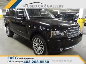 2012 Land Rover Range Rover Supercharged Everyone Approved