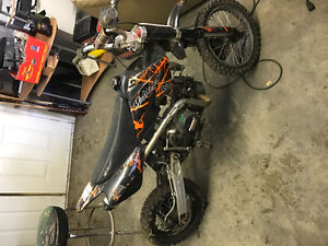 Midwest 125f race edition