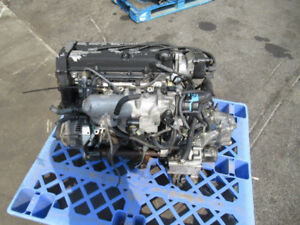 B18B2 ENGINE MANUAL TRANSMISSION 5 SPEED