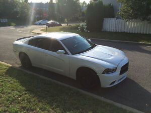 Dodge Charger Black Package RWD 2013