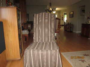 DINING ROOM CHAIR SLIP COVERS - SET OF 6