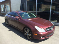 ☆ 2006 MERCEDES CLS55 AMG ☆ *470 HP,LEATHER,SUNROOF,RARE!!!* City of Toronto Toronto (GTA) Preview