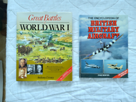Two Military Interest Books