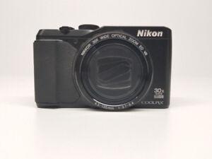 Camera Photo Nikon Coolpix S9900 + 1 batterie et chargeur