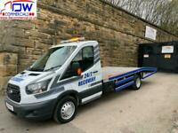 2017/17 Ford Transit 2.0TDCi 130PS EU6 350 L5 16FT Recovery Truck