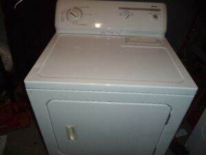KENMORE DRYER SUPER CAPACITY CAN DELIVER