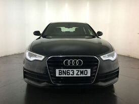 2013 63 AUDI A6 S LINE TDI AUTOMATIC 1 OWNER SERVICE HISTORY FINANCE PX WELCOME