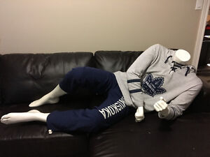 $75 MANNEQUIN: Male Laying Down