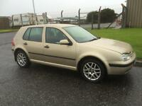 Volkswagen Golf 1.6 2001MY SE