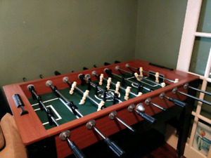 Soccer table / fussball table