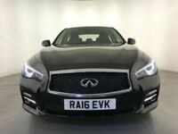 2016 INFINITI Q50 SE DIESEL AUTOMATIC SALOON SAT NAV 1 OWNER SERVICE HISTORY