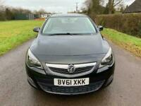 2011 Vauxhall Astra SRI Hatchback Petrol Manual