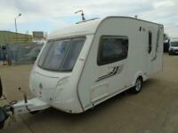 2008 SWIFT CHALLENGER 480 2 BERTH TOURING CARAVAN TOURER WITH MOTOR MOVER