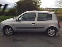 Great first car Renault Clio 1.2 16v dynamique