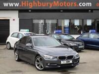 2012 BMW 3 Series 2.0 320d Sport (s/s) 4dr