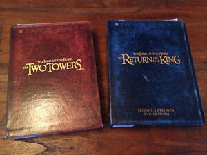 Lord of the Rings - Extended Versions $10