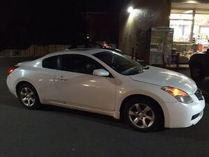 NISSAN ALTIMA 2008 2.5S COUPE + WINTER TIRES