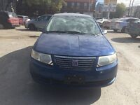 ONE DAY SALE! NON-REBUILD 2005 Saturn ION Sedan