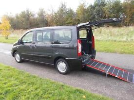 2011 Peugeot Expert Tepee Comfort 1.6 Hdi 6 Seats WHEELCHAIR DISABLED ACCESSIBLE