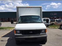 2003 Ford E-450 cube 16 pieds